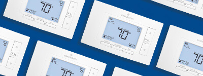 Buy 11 Emerson 80 Seriesᵀᴹ Thermostats Get 1 Free