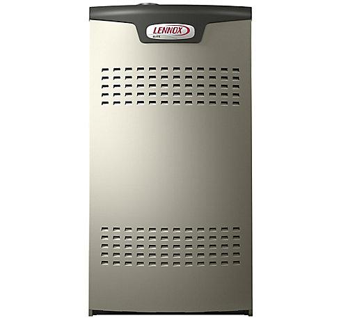 lennox merit 14acx. el180uh070e36b , 80% afue, upflow/horizontal, gas furnace, constant torque, lennox merit 14acx n