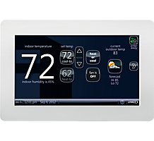iComfort Wi-Fi, Programmable Thermostat, Touchscreen, Mobile App Available, Dual-Fuel capable