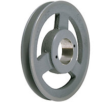 """Browning AK46X5/8 Blower Pulley, 0.625"""" Bore, 4.45"""" O.D."""
