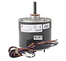 R100201-01, Condenser Fan Motor, 1/4 HP, 208-230/1, 825 RPM