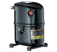 Copeland CRNQ-050E-TFE-970, Reciprocating Compressor, 61,500 Btuh, 575V, R-22, 3 Phase