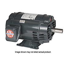 103021-07, Supply Air Blower Motor, 5 HP, 208V, 3 PH, 1750 -1765 RPM
