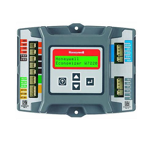Honeywell W7220 Jade Economizer Module Lennoxpros Com