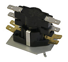 Lennox 104284-01 Thermal Sequencer Relay, DPDT N.O., ON 30-90 Sec, OFF 1-30 Sec, 24 Volts