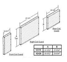 Z1GARD52A-1 MESH HAIL/COIL GUARD