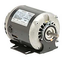 Nidec 840CV Split Phase Belted Fan and Blower Furnace Motor, 1 Speed, 1/4 HP, 115 Volts, 1725 RPM, 4.8 Amps