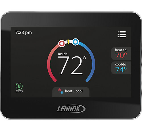 Cs5500 Comfortsense 5500 Programmable Thermostat