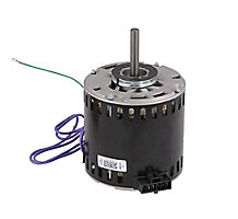 Nidec 13H3901 Motor, 3/4HP, 5 Speed, 208-230 Volts, 1075 RPM, 3.9-4.6 Amps