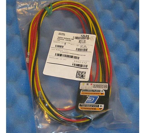 on kauffman compressor wire harness