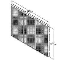 C1GARD52D-1 MESH HAIL/COIL GUARD
