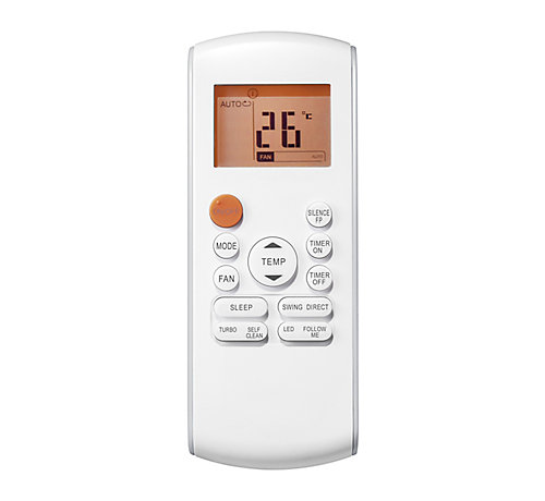 Rg57 Mini Split Non Programmable Wireless Remote Control