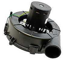 Lennox LB-65734H Combustion Air Blower Assembly, 115 Volts, 60 Hz, 2.1 Amps, 3200 RPM