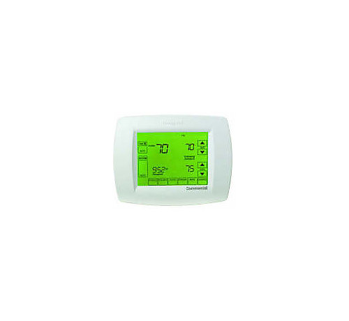 Honeywell Tb8220 Visionpro 8000 Commercial Programmable Thermostat 7 Day Multi Stage Touchscreen Lennoxpros Com