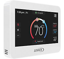 C0SNAJ22FF1L, ComfortSense 8500 Commercial Programmable Thermostat with CO2