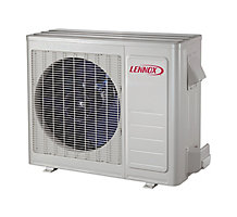 MLA012S4S-1P, Mini-Split Low Ambient Heat Pump Outdoor Unit, Single Zone, 1 Ton, 12,000 Btuh, R-410A