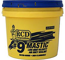 RCD 109001, #9 Mastic Sealant, 1 gal.