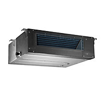 MMDA012S4-2P, Medium Static Ducted Indoor Unit, 19 SEER, 1 Ton, 12,000 Btuh, R-410A