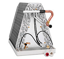 C35-48B-2-1 Lennox Quantum Coil Indoor Coil, 4 Ton, Uncased, RFC Valve
