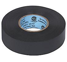 "Shurtape EV 057B Black Electrical Tape, 3/4"" X 66'"