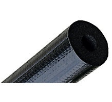 "K-Flex 6RSR068118 Titan Insulation Tube 1-1/8"" ID x 3/4"" Wall x 6' Length, Black"