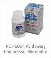 RC 45004 Acid Away Compressor Burnout