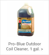 Pro-Blue Outdoor Coil Cleaner
