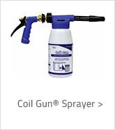 Coil Gun Sprayer