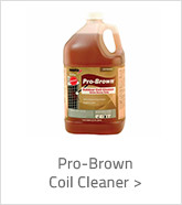 Pro-Brown Coil Cleaner