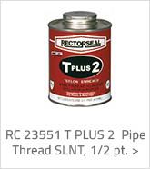 RC 23551 T Plus 2 Pipe thread SLNT