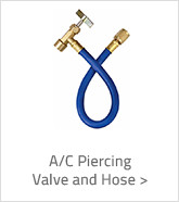 A/C Piercing Valve and Hose