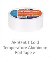 AF975CT Cold Temperature Aluminum Foil Tape