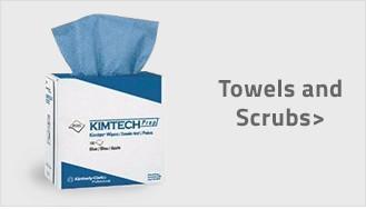 Towels and Scrubs