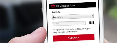 Find OEM Repair Parts