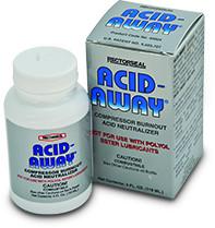 45004 Acid Away Compressor Burnout Acid