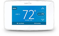Sensi Touch Wi-Fi Programmable Thermostat
