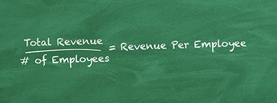 How to Manage Revenue per Employee