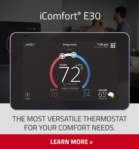 lennox icomfort e30. x lennox icomfort e30