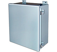 NEMA 4 Hinged Enclosure for Network Thermostat Controller 2nd Revision