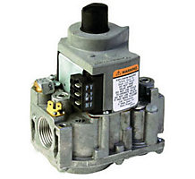 Honeywell VR8345M4302/U Universal Intermittent / Direct Ignition Gas Valve, Standard Opening, 24VAC, 3/4