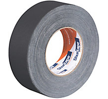 "Shurtape P- 628 Professional Grade Coated Gaffer's Tape, 2"" x 60 yd., Black"