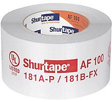 Shurtape AF 100 Printed Aluminum HVAC Foil Tape, 3