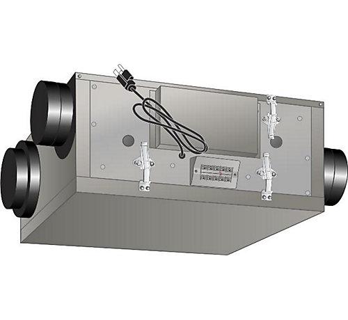 Healthy Climate Erv5 130 Energy Recovery Ventilator