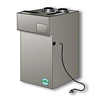 Healthy Climate HRV3-095 Heat Recovery Ventilator, Single Core