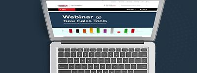 New Sales Tools Webinar: Register Now!