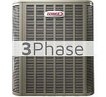 Merit Series, Heat Pump with Quantum Coil, 3 Ton, 15 SEER, 1-Stage, 3-Phase, R-410A, ML14XP1-036-233