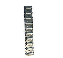 619796-10  Inshot Burner Assembly (10)