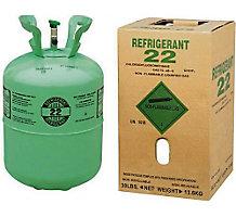 Dupont D10055692 R-22 Freon 22 Refrigerant, 30 lb.