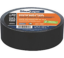 "Shurtape PC 609 Performance Grade Co-Extruded Cloth Duct Tape, 2"" X 60 yd."