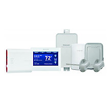 Honeywell Prestige 2-Wire IAQ Kit with Thermostat, RedLINK Technology and Sensors